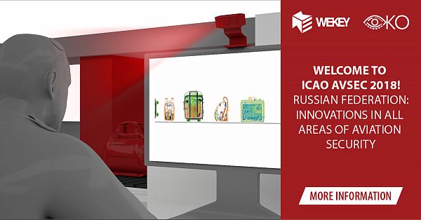 WEKEY to Represent Russia at ICAO Symposium and Conference